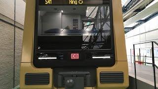 S-Bahn Berlin - BR483/484 Besichtigung des Versuchsmodells
