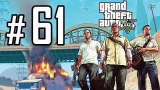 Grand Theft Auto V Walkthrough/Gameplay HD - Part 61 [No Commentary]
