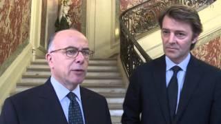 Déclarations de Bernard Cazeneuve, ministre de l