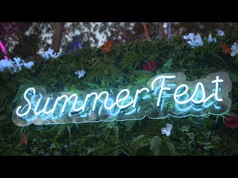 Fun in the Sun at Summerfest 2018!