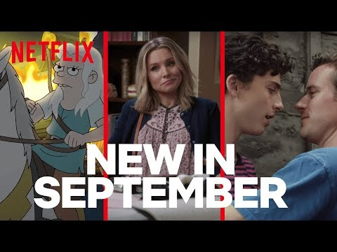 New On Netflix | September 2019