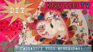 KnutselTV - DIY Moederdag cadeaus