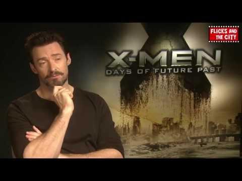 X-Men Days of Future Past & Wolverine Workout - Hugh Jackman Interview