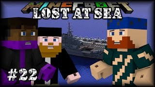 Minecraft | Lost at Sea | #22 WALRUSES IN HELL???