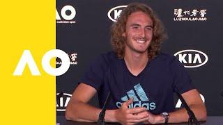 Stefanos Tsitsipas press conference (4R)   Australian Open 2019