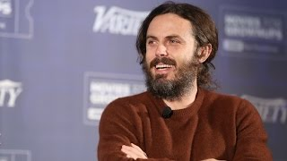 Casey Affleck on Kenneth Lonergan's 'Manchester by the Sea'
