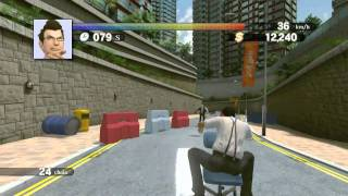 Kung Fu Rider für PlayStation 3 (PlayStation Move)