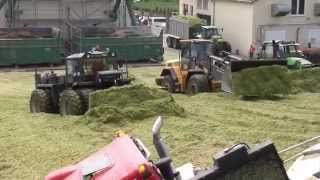 Traktor TV Folge 17 - PS-Monster auf dem Fahrsilo