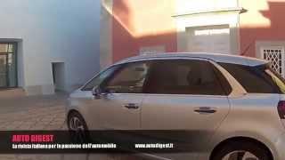 Nuova Citroen C4 Picasso 2013: TEST Drive