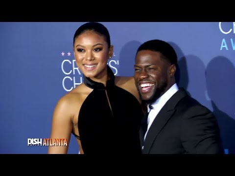KEVIN HART'S PREGNANT WIFE IS STANDING BY HER MAN DESPITE ALLEGED CHEATING SCANDAL