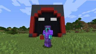 I Built BadBoyHalo On The Dream SMP...
