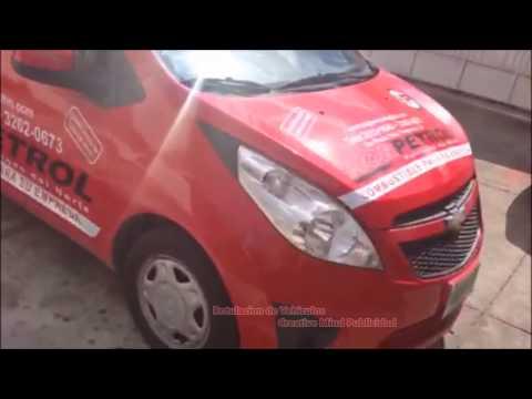 Rotulacion de Vehiculo, San Pedro Sula, Honduras Creative Mind Publicidad