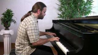 (BWV 798-799-800-801) Bach: Sinfonias 12-13-14-15 (equal durations) | Cory Hall, pianist-composer