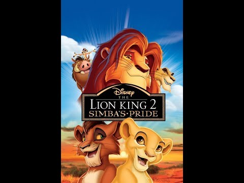 MOVIE REVIEW: The Lion King 2: Simba's Pride
