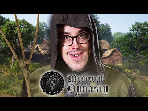 Geniales neues Mittelalterspiel | Medieval Dynasty