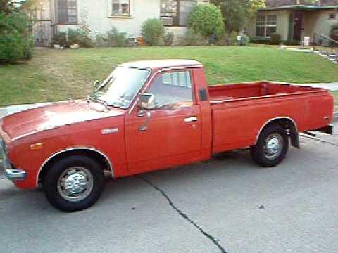 1978 Toyota Pickup Longbed Youtube