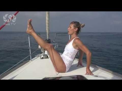 boat pose ⛵️ navasana  yoga for sailors  youtube