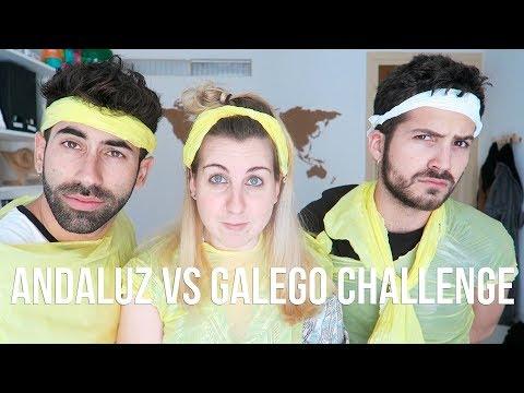 ANDALUZ VS GALEGO   feat. KIKILLO y FRAN COEM