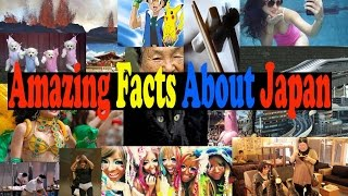 Amazing Facts About Japan