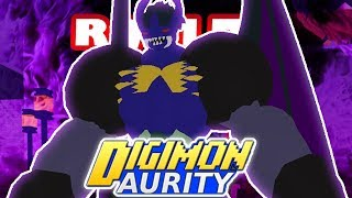 Digimon Aurity - DIGIVOLVING TO DAEMON (SUPER ULTIMATE) - FINALE?! (Roblox Gameplay)