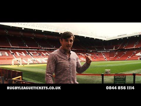Wilkin's Guide to Old Trafford