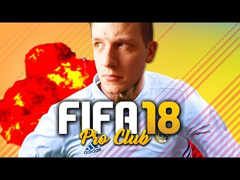 Willi Brunnen räumt auf | FIFA 18 Pro Club Deutsch