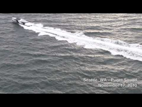 Piranha Unmanned Surface Vessel - Zyvex Technologies