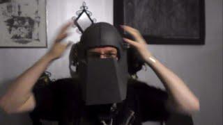 Cosplay Helmet Part 3 - Next