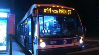 MTA New York City Bus : Main St & Union Turnpike [ Queens Division Q44 Limited & Q46 Local/Limited ]