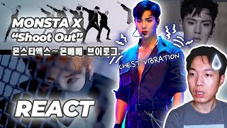 """Monbebe REACTS to MONSTA X """"Shoot Out"""" - 몬스타엑스 【몬베…"""