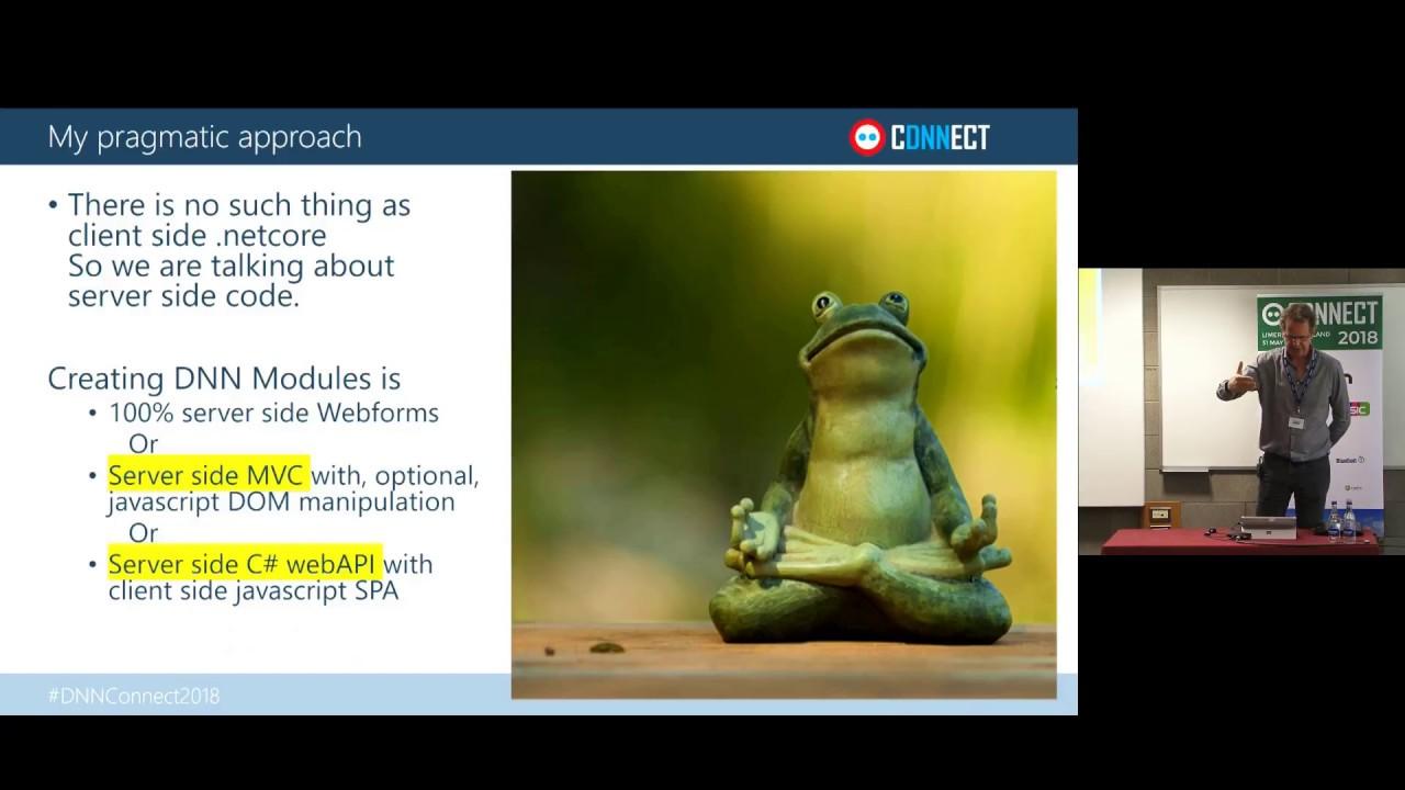 NET Core: a Gentle Introduction