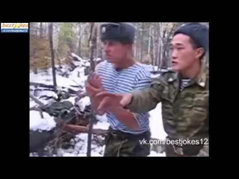 Лучшие приколы в армии России нарезка 2015
