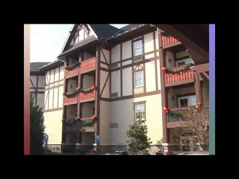 The Inn at the Christmas Place Hotel Pigeon Forge Tennessee Part 1