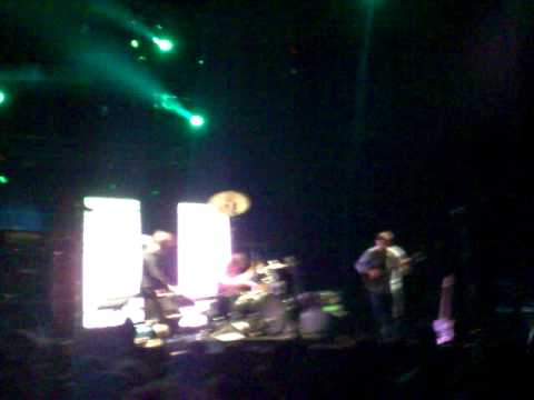 Battles - Wall Street - Live @ Neapolis Rock Festival 2011 (Naples, Italy)