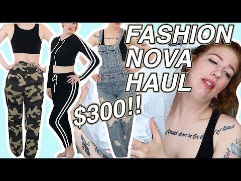 dfe2627361bd FASHION NOVA HAUL   REVIEW!