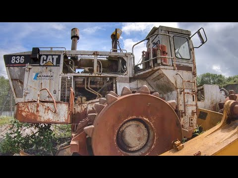 Heavy Equipment Boneyard Tour Part 3