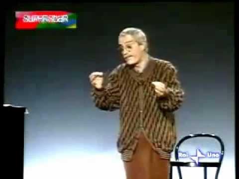 Nino Manfredi tanto pe  canta