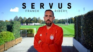 Pranks with Oliver Kahn, my best goal & bro David Alaba | Servus, Franck Ribéry | FC Bayern