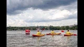 Фестиваль по водным видам спорта Kharkiv Water Fest (official video 2018)