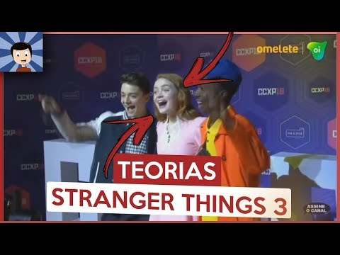TEORIAS SOBRE A TERCEIRA TEMPORADA DE STRANGER THINGS!
