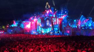 Tomorrowland Belgium 2015 Day1: David Guetta (The Hum)