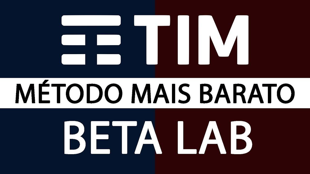 Seja Beta Lab No Pacote Semanal Tim Beta Youtube