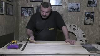 Урок резьбы по дереву - Заготовки для резьбы и декупажа