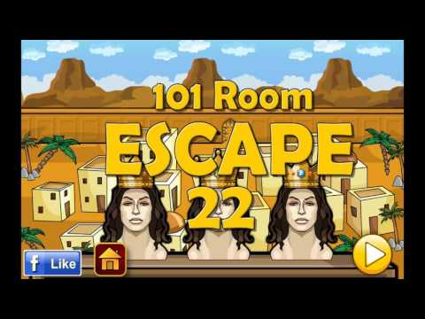 101 New Room Escape Games  - 101 Room Escape 22 - Android GamePlay Walkthrough HD