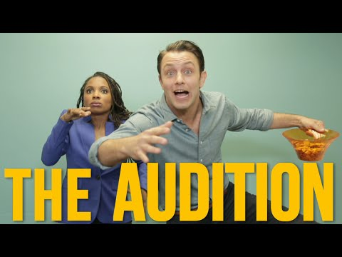The Audition  Featuring Shanola Hampton & Jonathan Sadowski