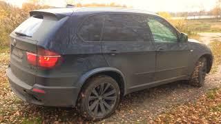 BMW X5 E70 3.0sd. Не так дорого, как принято думать.