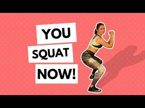 40 Squat Variations You have to Try