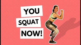 10 Squat Variations All Beginners Must Try