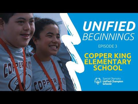 Unified Beginnings: Copper King Elementary School