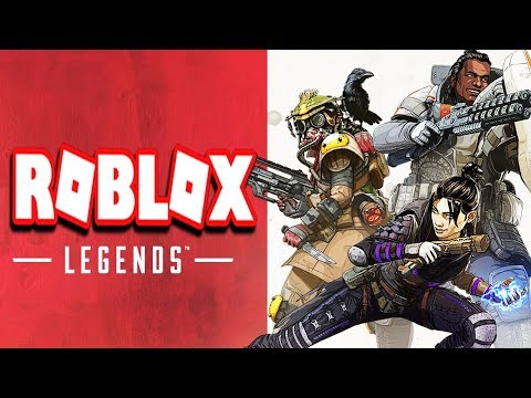 APEX LEGENDS in ROBLOX